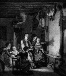 Ombres chinoises et silhouettes dans Gravures et Chromos Ombre-13-131x150
