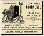 """Lanterne """"Tournesol"""" grand format de l'ingénieur DILLEMANN dans Lanternes projection Tournesol-GV-01-150x123"""
