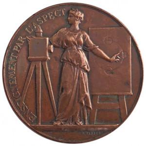 Le Havre bronze R°