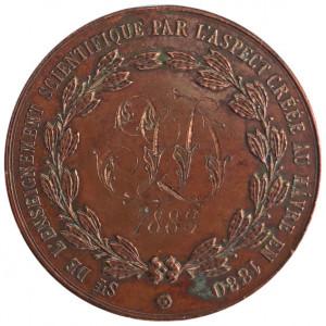 Le Havre bronze V°