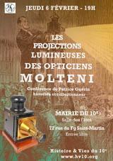 Affiche Conf Molteni Paris lgt