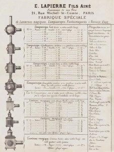 Carré 1860 Lapierre FB